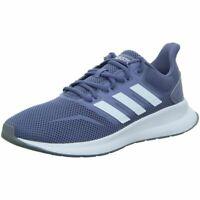 adidas Damen Sportschuhe Falcon F36217 blau 483843 Größe 41
