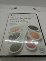 The Everyday Gourmet Rediscovering the Lost Art of Cooking DVD Great Courses