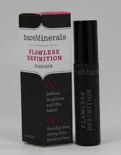 Bare Escentual bareMinerals Mini Flawless Definition Mascara - Black NEW