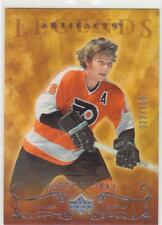 2006/7 Artifacts Legends Bobby Clarke Philadelphia Flyers 022/100
