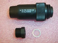 693-199-0221-00-04   FIRMA FRANZ BINDER 4 POSITION CABLE CONNECTORS