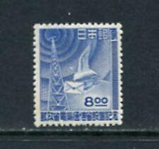 COMMUNICATION- Japan- 1949 set of 1 -(SC 458)- MLH - C664