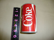 Vintage General Electric Coke Can AM Transistor Radio
