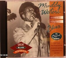 Muddy Waters - Down South Blues (CD)
