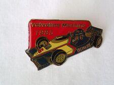 VALVOLINE INDY CAR TIE TAC LAPEL PIN METAL 1985 VINTAGE ORIGINAL