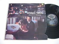 LuAnn Simms at Separate Tables 1959 Mono LP VG++