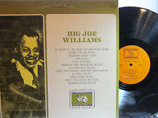 ► Big Joe Williams (Archive of Folk Music) (Everest 218
