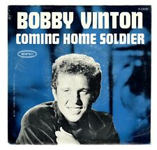 Bobby Vinton 1966 Epic 45rpm Picture Sleeve (ONLY) Coming Home Soldier