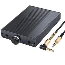 For Smartphone HiFi Earphone Headphone AMP Audio Amplifier USB Power Cable NEW