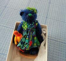 Deb Canham Mohair Teddy Bear Toy Fair Special Gorgeous Mib