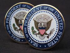 Ronald Reagan Presidential Cufflinks/ Seal of the President