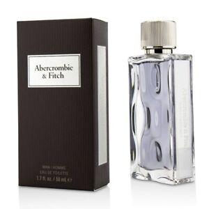 NEW Abercrombie & Fitch First Instinct EDT Spray 50ml Perfume