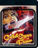 Freddo Occhi Di Fear Blu-Ray Nuovo (BHB002)