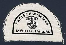Stoffabzeichen Sportabzeichen Freischwimmer Mühlheim am Main