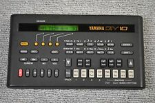 YAMAHA QY10 MUSIC SEQUENCER TONE GENRATOR DRUM MACHINE SOUND MODULE