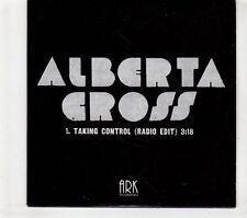 (GT315) Alberta Cross, Taking Control - 2009 DJ CD