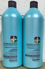 Pureology Strength Cure Shampoo & Conditioner 33.8oz Liter Duo Set