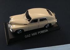 GAZ M20 POBIEDA MODEL DIECAST IXO /IST LEGENDARY CARS 1/43 BA30