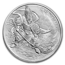 2017 South Korea Zi:Sin Series GALLUS 1 oz .999 Silver BU Limited Coin