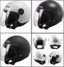 LS2 OF558 Sphere Open Face Motorcycle Motorbike Light Weight Jet Scooter Helmet