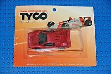 1995  TYCO LAMBORGHINI COUNTACH  HO Slot Car on Card