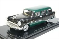 Buick Century Estate Wagon, Black 1954 Cars, TrueScale TSM144315  Resin  1/43