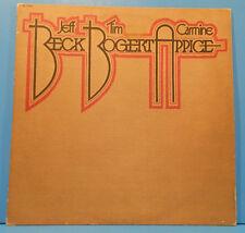 JEFF BECK, BOGERT & APPICE SELF LP 1973 ORIGINAL PRESS GREAT COND! VG+/VG+!!A