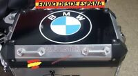 Kit 2x pegatinas Maletas Decal Stickers Moto Logo Emblema BMW 27x27cm