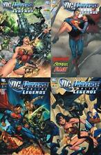 DC Universe Online Legends 1-4 (z0-1), Panini