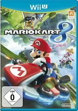 Nintendo Wii u Wii-u juego Mario Kart 8 en Emb.orig.