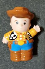 Fisher Price Little People Toy Story WOODY 2011 Replacement Figure