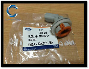 Genuine Ford LS/LT Focus Rear Tail Light Indicator socket / Globe Holder. Bulb.