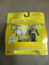 Star Trek Mini Mates Gladiator Kirk & Kor Series 3- NEW