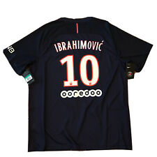 2016/17 PSG Home Jersey #10 Ibrahimovic XL Nike Paris Saint Germain NEW
