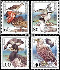 BRD 1539-1542 (kompl.Ausgabe) gestempelt 1991 Tierschutz