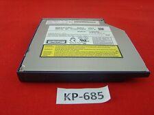 ORIGINAL TOSHIBA SM30 -344- DVD/CD-RW Combo MECANISMO SLIM IDE UJDA750 #kp-685