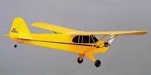 HERR PIPER J-3 BREEZY DAY PARK FLYER KIT