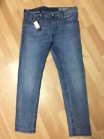 Mens Diesel SLEENKER STRETCH Denim 084QL BLUE Slim W31 L30 H6 RRP£150