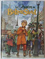 LES QUATRE DE BAKER STREET, T2: LE DOSSIER RABOUKINE - DJIAN / ETIEN / LEGRAND