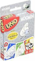Uno MOOMIN ENSKY Card Game from Japan