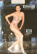 RARITÄT aus 1995: WOLFORD Tights NEON LIGHT (18004), M, couture, NEU&OVP