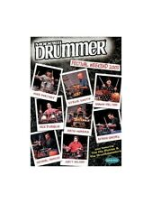 Modern Drummer Festival Weekend 2003 Performance Songs Band Drums MUSIC DVD Set