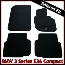 BMW 3 Series Compact 94-'01 Tailored Fitted Carpet Car Mats