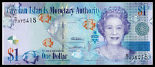 Cayman Islands 2010 year 1$ BrandNew Banknotes