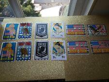 Desert Storm: 12 - Vending Machine Prism Stickers (HTF)