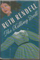 Fiction,Hardcover/Dustjacket , THE KILLING DOLL by RUTH RENDELL