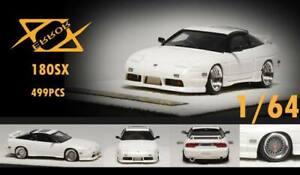 Error 404 1:64 Nissan Silvia 180SX S13