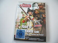 Rise of Nations-ORO Incl. add on e altri (PC) versioni complete