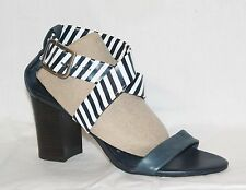 ROCKPORT  adiPRENE by ADIDAS Leather High Heel Sandal Ankle strap AU 7.5  UK 5.5