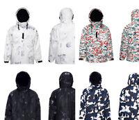 Southplay Ski-Snowboard  Waterproof Outerwear Hood Double Closed Jacket